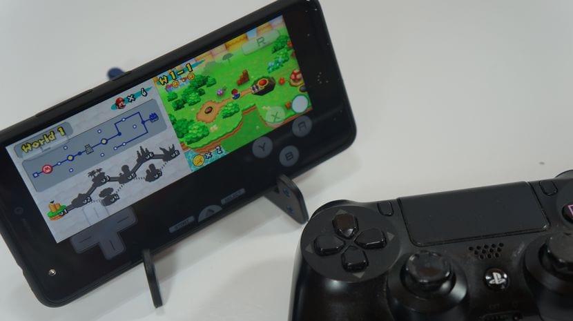 Cómo conectar el mando de la PlayStation 4 para jugar en Android