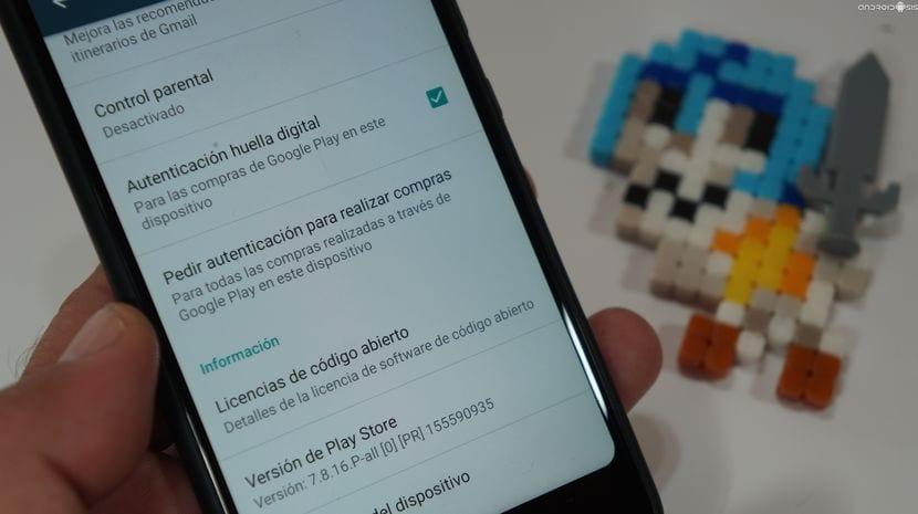 Configuraciones del Play Store, todo lo que debes saber para tener el control de tu cuenta de Android