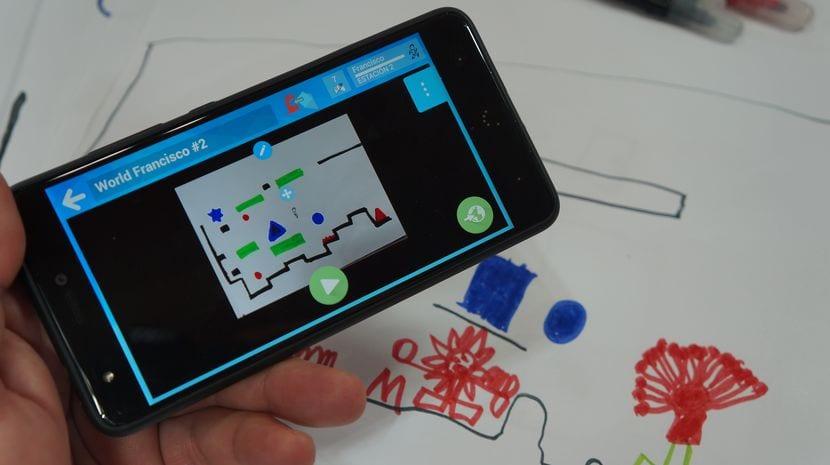 Dibujar tu propio videojuego, crear tu propio videojuego, creartus propios niveles,
