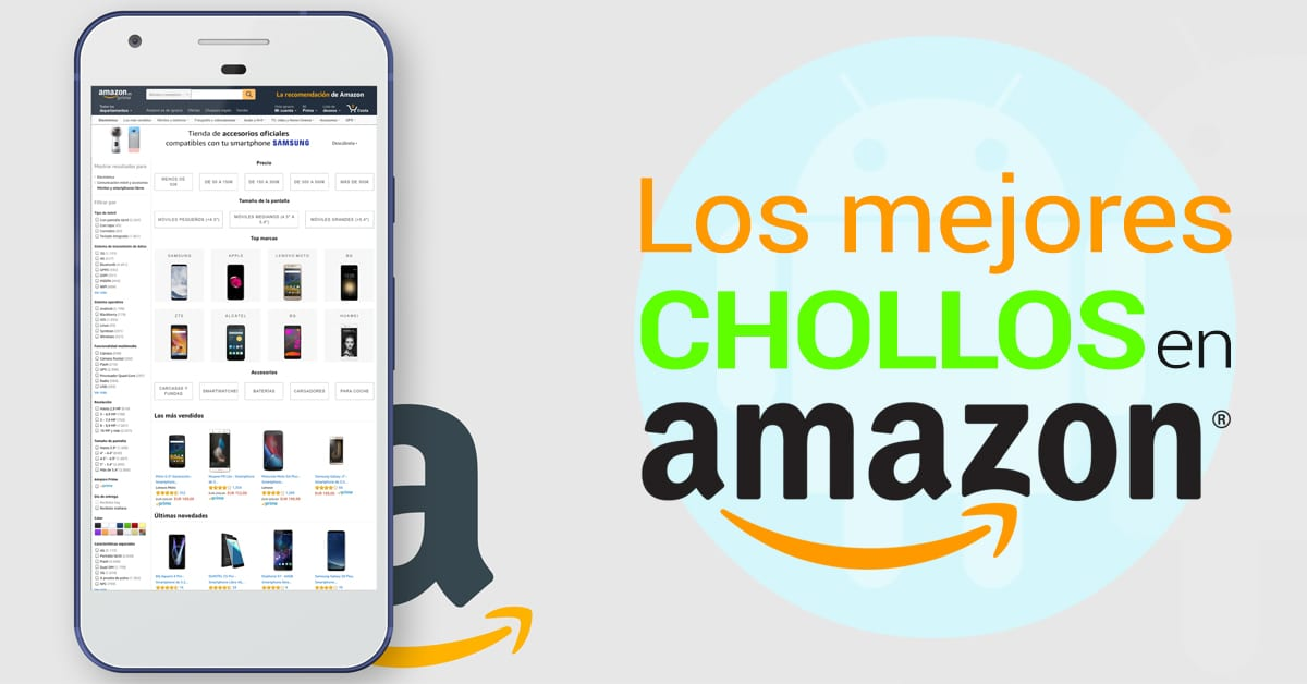 Top ofertas Amazon – Semana del 18 al 24 de noviembre de 2019