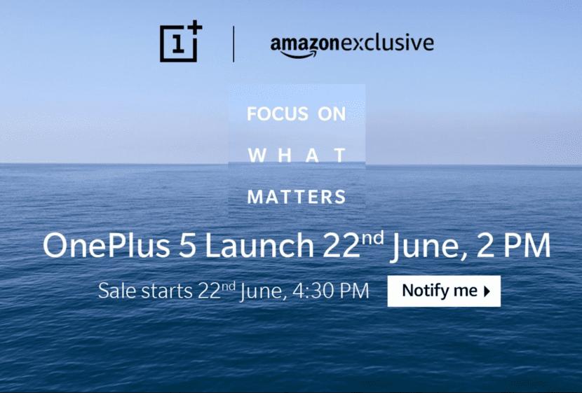 OnePlus 5 con 8GB de RAM