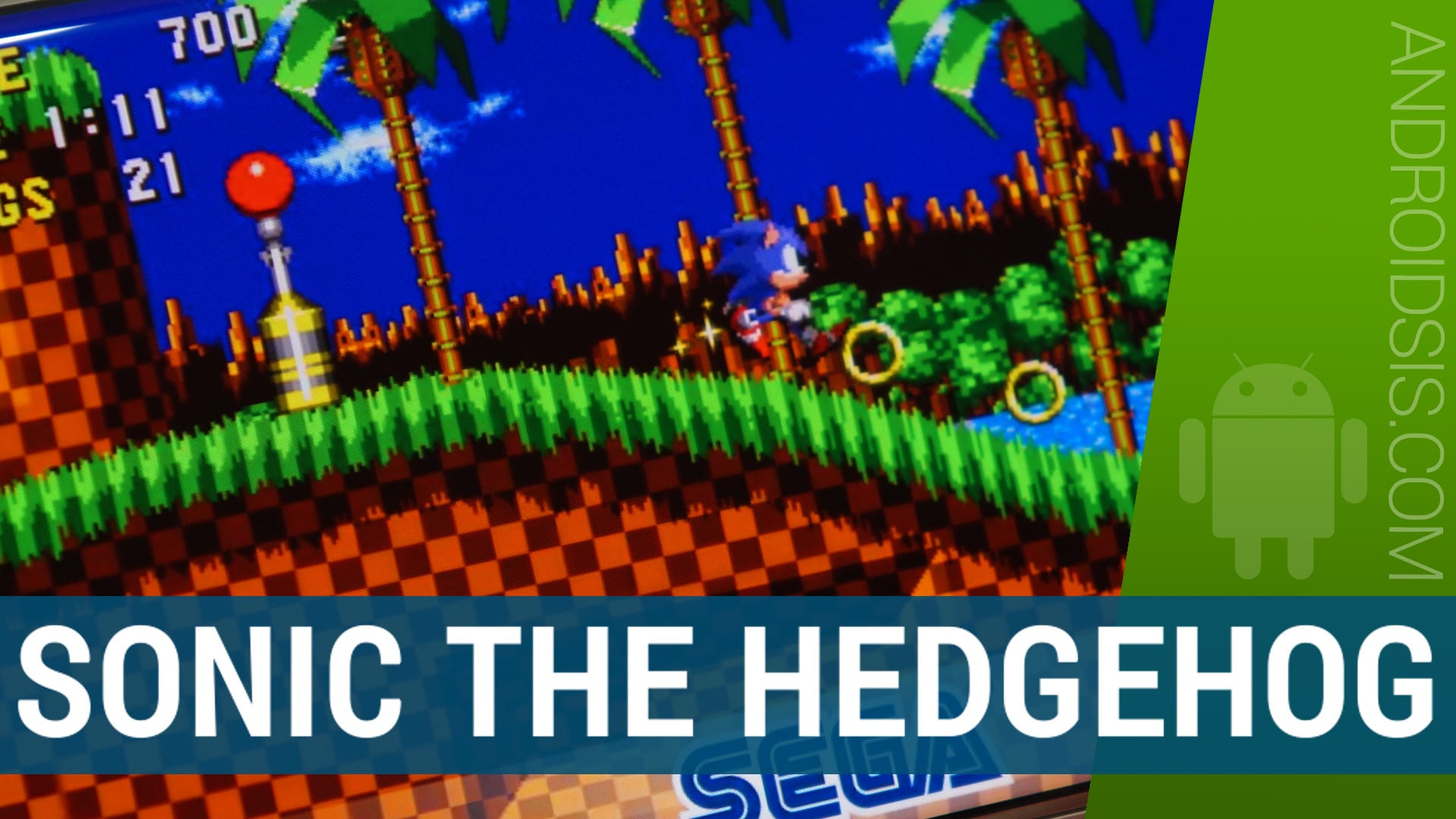 Sonic The Hedgehod gratis para Android