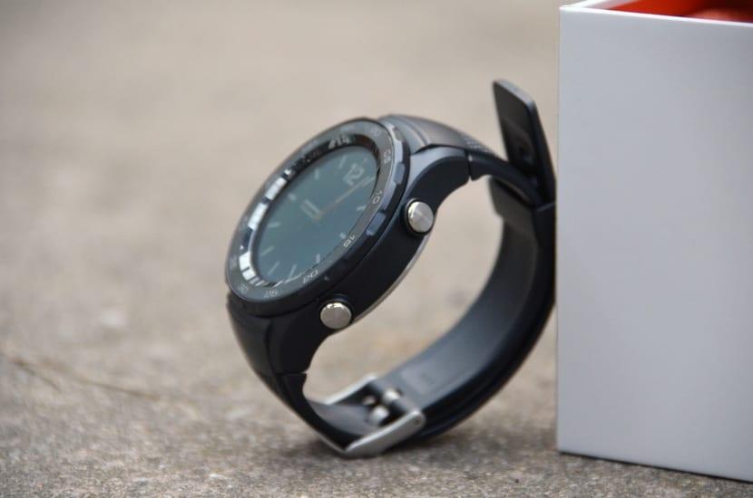 Huawei Watch 2 botones