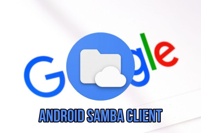 Android Samba Client aplicación