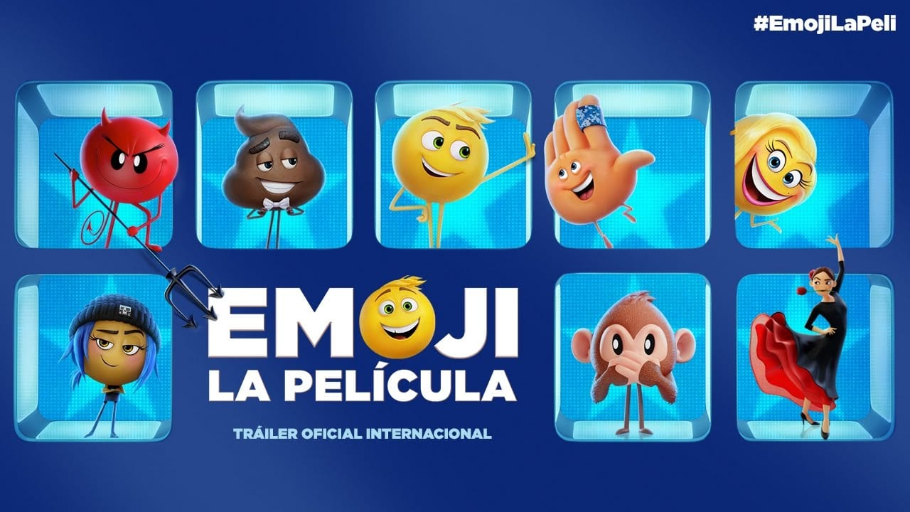 Emoji Challenge juego oficial, Emoji la película, Juego oficial Emoji la película,