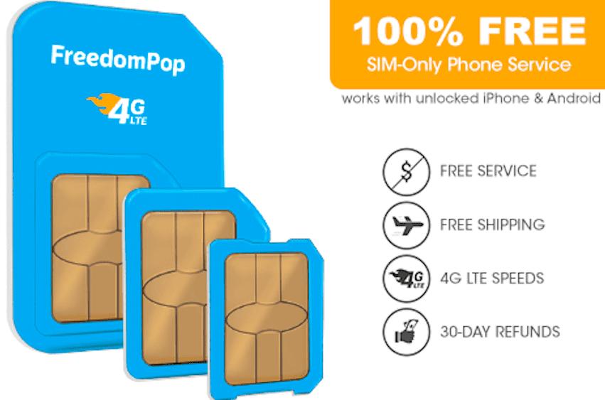 Freedompop 4G LTE