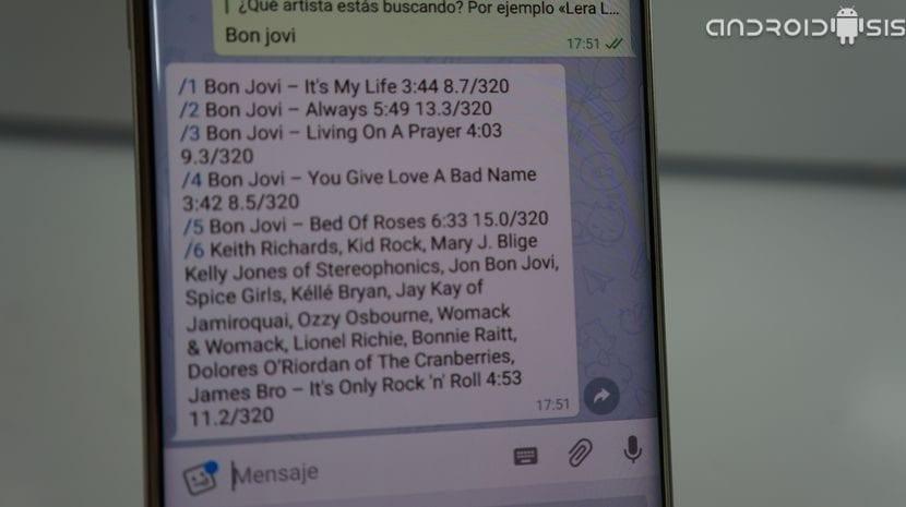 El mejor bot de telegram para bajar música gratis