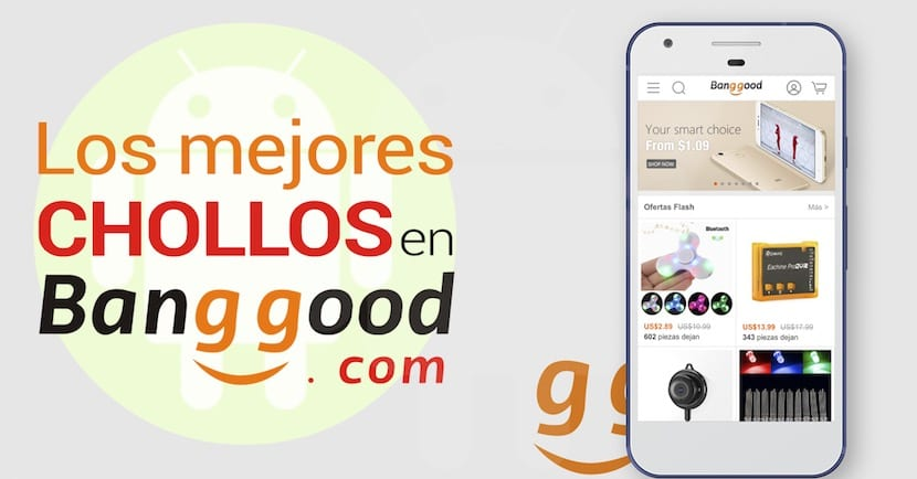 Top Ofertas Banggood - Julio 2017