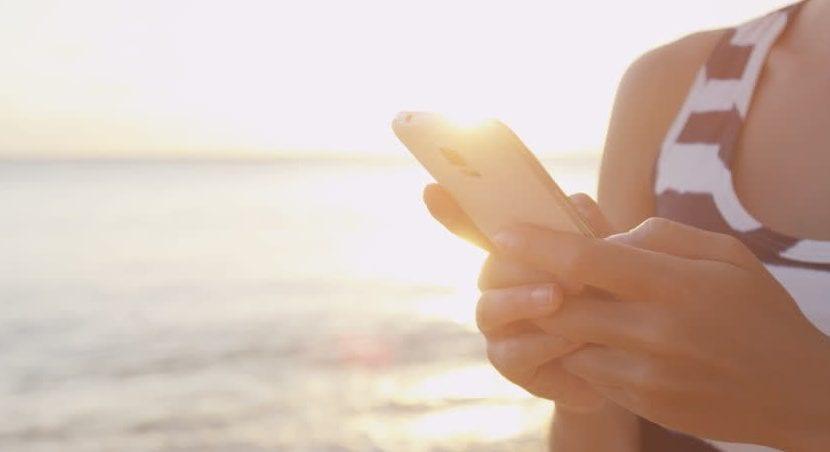 smartphone-vacaciones