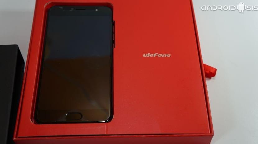 Unboxing Ulefone Gemini Pro