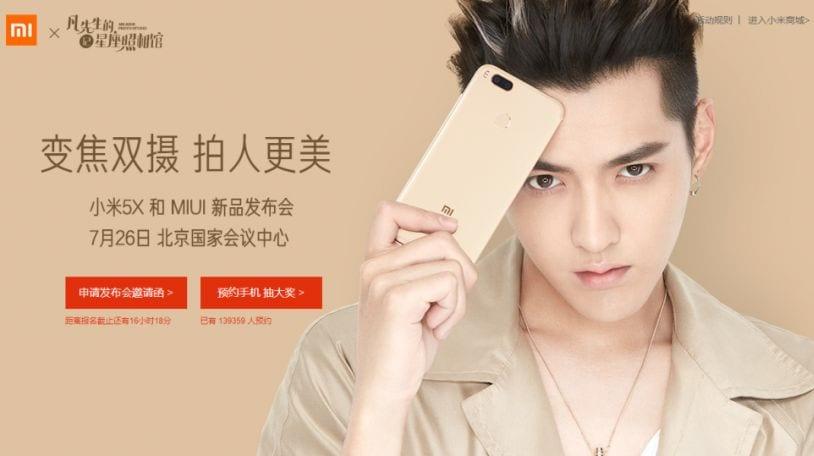 Xiaomi-mi-5x