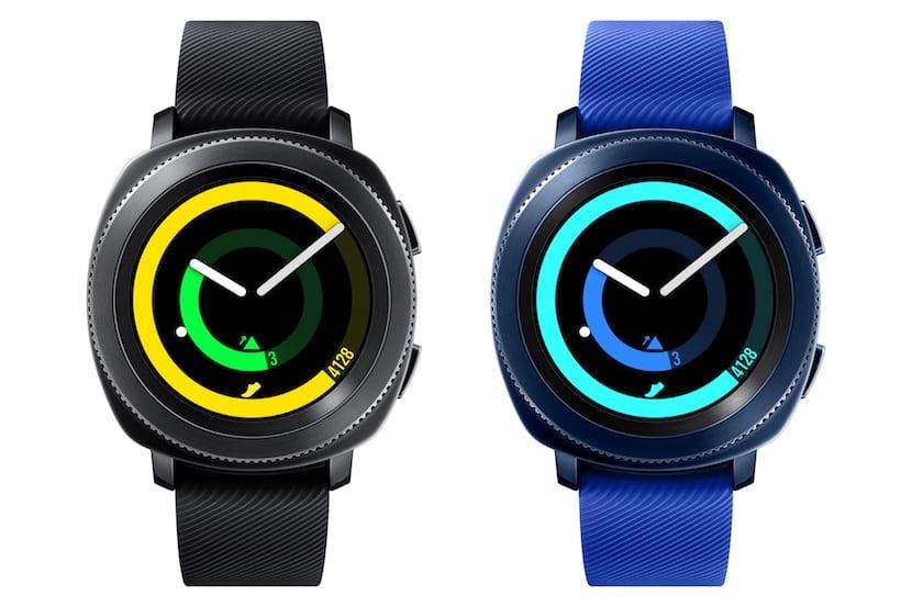 Gear Sport, Gear Fit 2 Pro y Gear Icon X, los tres nuevos wearables de Samsung para una vida cómoda y sana