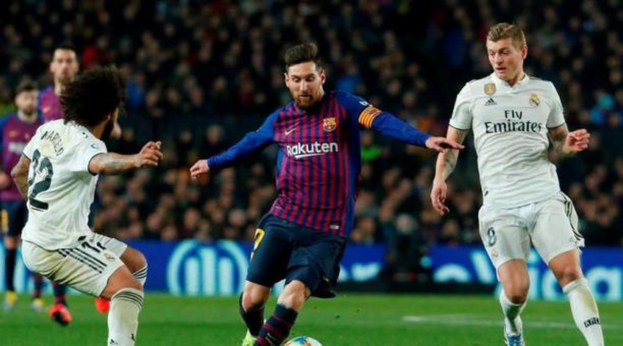 Cómo ver el Barcelona vs Real Madrid online