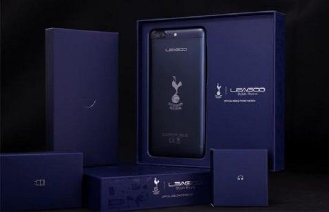 LEAGOO T5 Tottenham