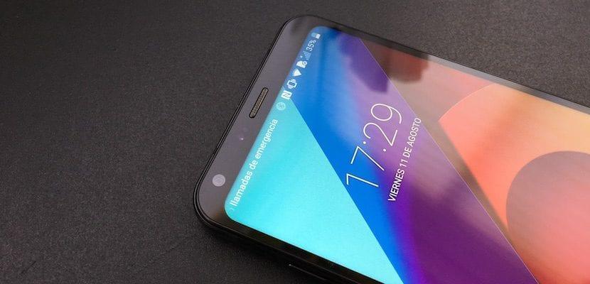 El LG Q6 recibe la actualización a Android 8 0 Oreo
