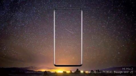 Ya es oficial: el Xiaomi Mi Mix 2 será presentado el 11 de septiembre