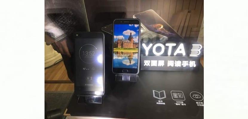Yotaphone 3 Yota 3
