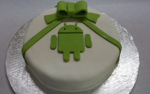 Android Aniversario