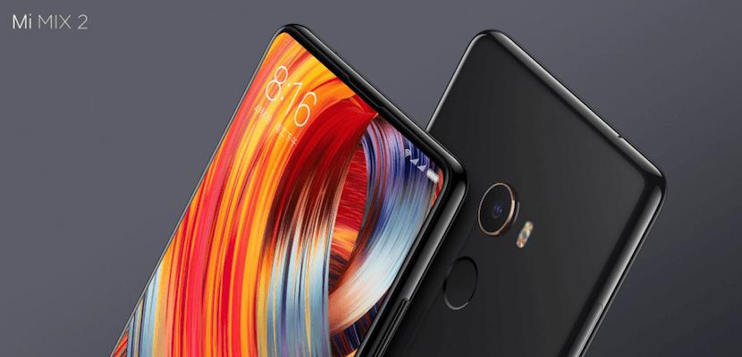 Así es el Xiaomi Mi Mix 2 diseñado por Philippe Starck