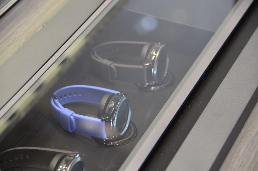 Diferentes colores del Samsung Gear Sport