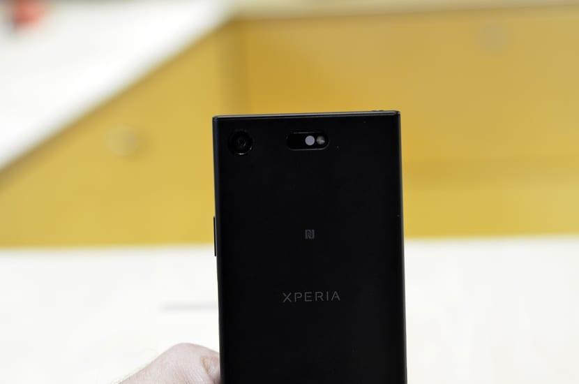 Sony Xperia XZ1 Compact cámara