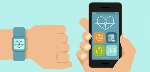 aplicaciones de salud