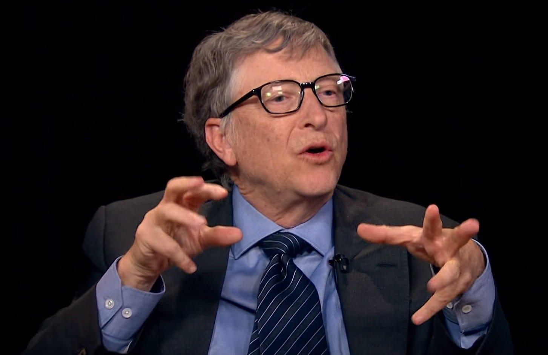 Bill Gates ya es usuario de Android
