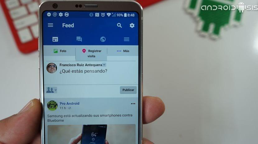 Un cliente de Facebook ligero y muy configurable