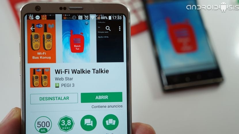 Cómo transformar Android™ en un Walkie Talkie