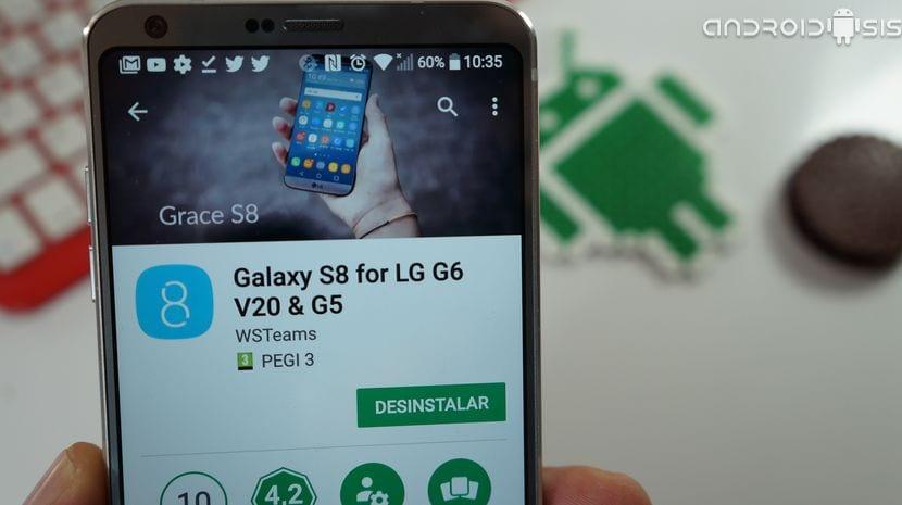 Descargar temas gratis para el LG G6, LG G5 y LG V20