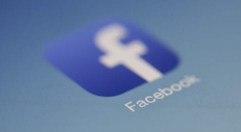 Logotipo de Facebook (Hamza Butt/Flickr)