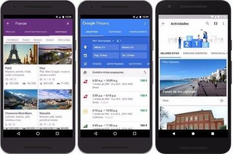 Google Trips agrega más países e idiomas