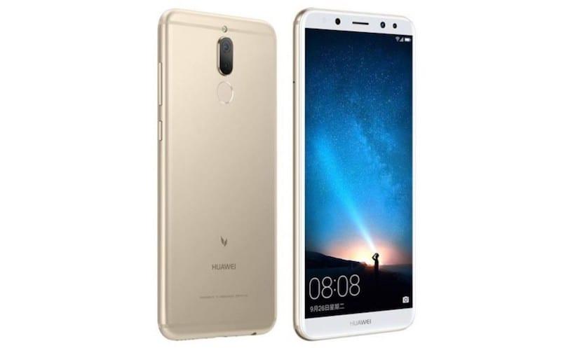 El Huawei Mate 10 Lite podría haber debutado ya en China bajo el nombre Huawei Maimang 6