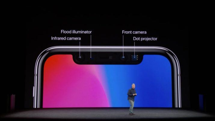 iPhone X, ¿innovación?