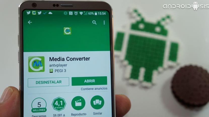 Descargar convertidor de youtube a mp3 - Android