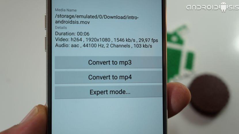 Descargar convertidor de videos a mp3 gratis para android