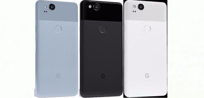Una nueva filtración nos permite conocer mejor los próximos Pixel 2 y Pixel XL 2 de Google