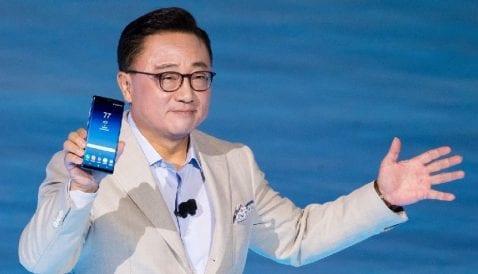 presentación Samsung