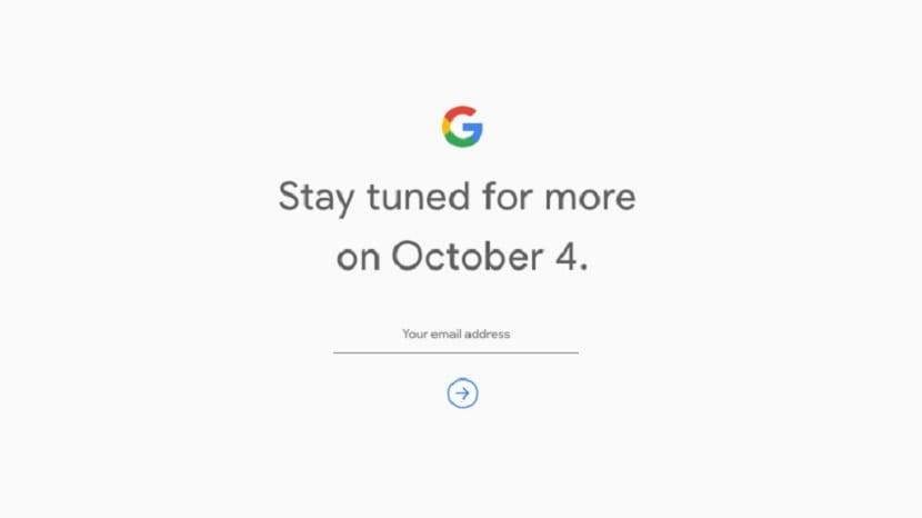 Promo Google Pixel 2