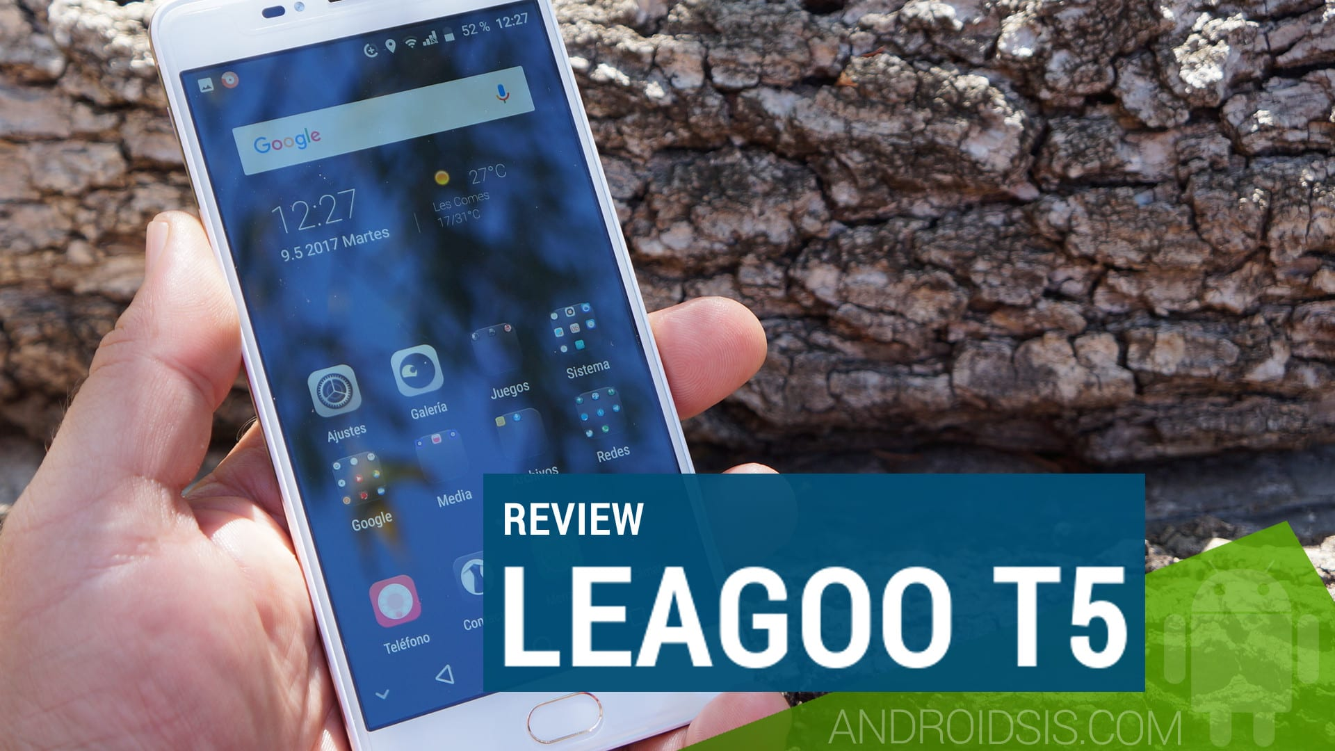 Review Leagoo T5