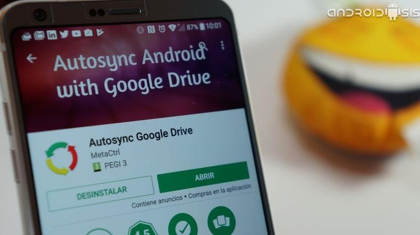Cómo sincronizar automáticamente Drive con tu Android