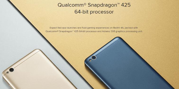 Comprar Xiaomi Redmi 4A barato