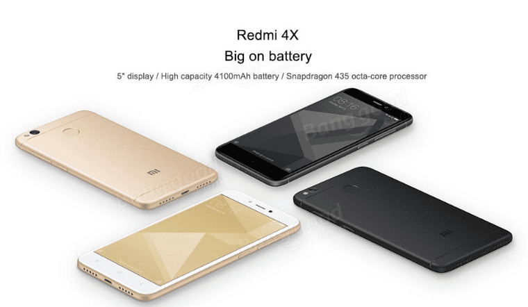 Oferta Xiaomi Redmi 4X
