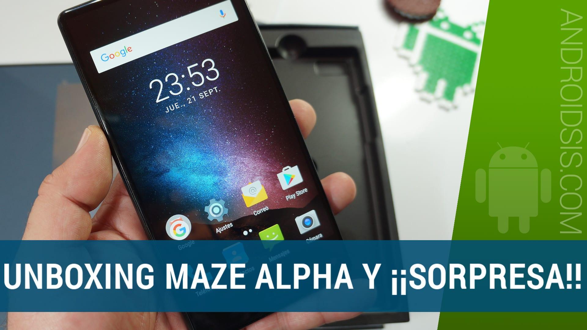 unboxing-maze-alpha-sorpresa-incluida