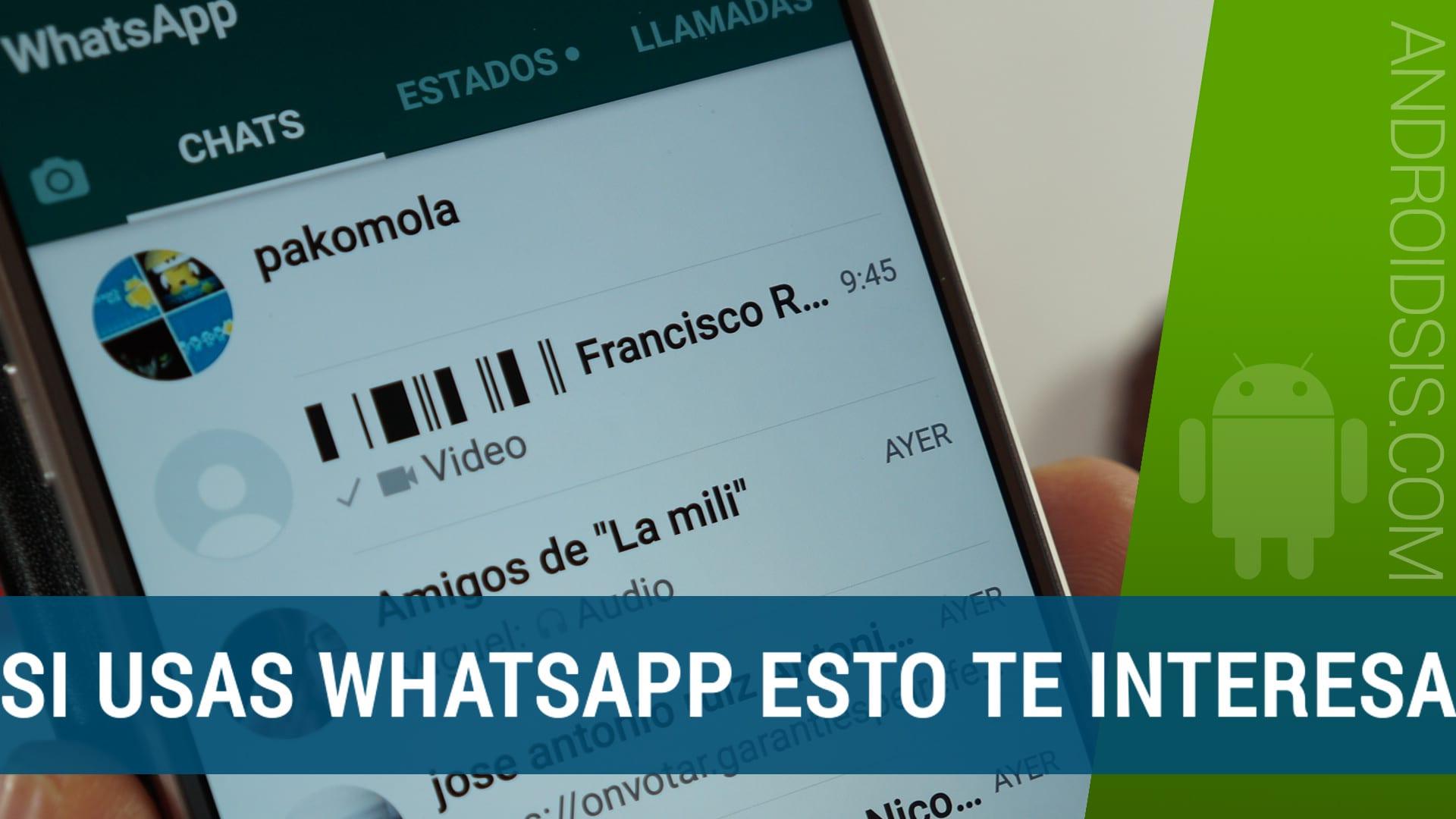 Cómo usar la nueva función de limpieza de WhatsApp