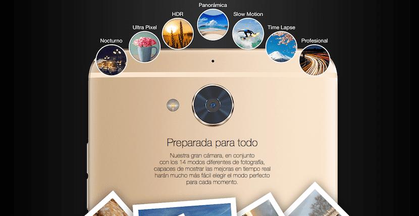 Weimei WePlus 2 - Mejore móviles españoles