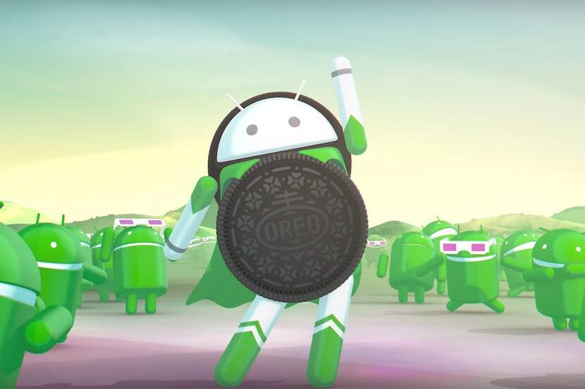 Android Oreo Oficial