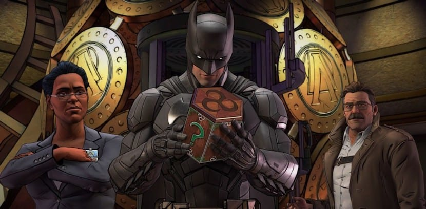 Batman: The Enemy Within, ya disponible para Android