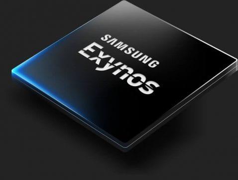 Procesador Exynos Samsung