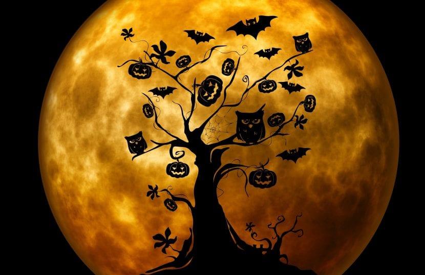 Árbol Halloween